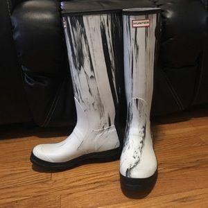 Hunter Rain Boots ☔️ 🌧